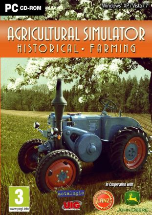 Agricultural Simulator - Historical Farming - wersja cyfrowa