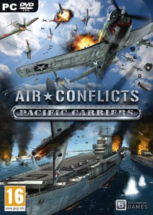 Air Conflicts: Pacific Carriers - wersja cyfrowa
