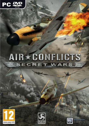 Air Conflicts: Secret Wars - wersja cyfrowa