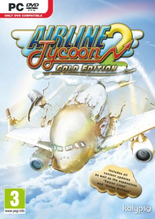 Airline Tycoon 2: Gold Edition - wersja cyfrowa