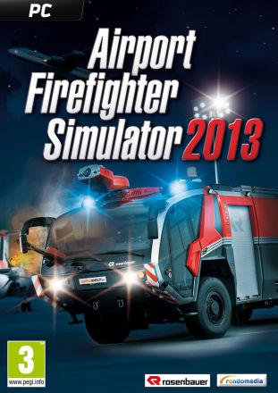 Airport Firefighter Simulator 2013 - wersja cyfrowa