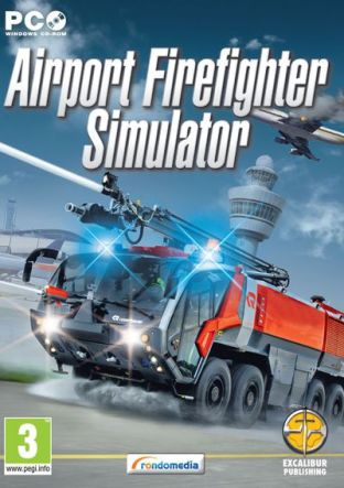 Airport Firefighter Simulator - wersja cyfrowa