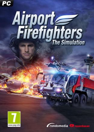 Airport Firefighters: The Simulation - wersja cyfrowa