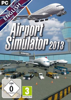 Airport Simulator 2013 - wersja cyfrowa