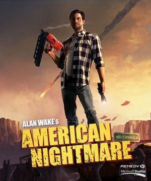 Alan Wakes American Nightmare - wersja cyfrowa