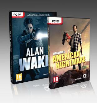 Alan Wake Bundle - wersja cyfrowa