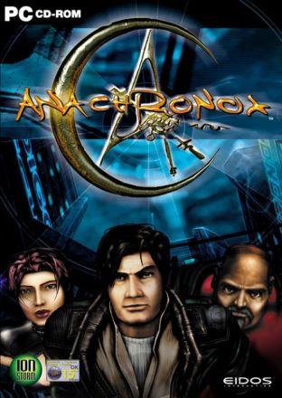 Anachronox - wersja cyfrowa