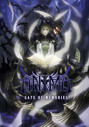 Anima - Gate of Memories - wersja cyfrowa