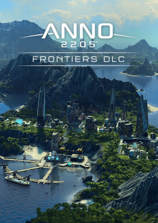 Anno 2205: Frontiers DLC (ROW) - wersja cyfrowa