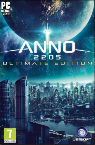 Anno 2205: Ultimate Edition - wersja cyfrowa