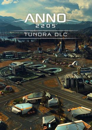 Anno 2205: Tundra DLC - wersja cyfrowa