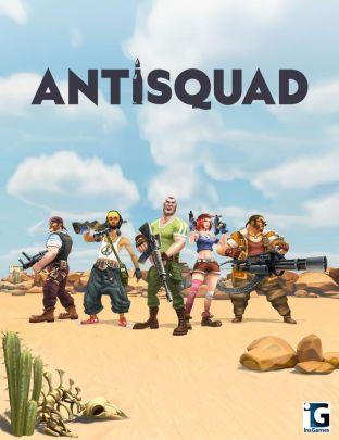 Antisquad - wersja cyfrowa