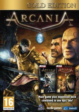 ArcaniA Gold Edition - wersja cyfrowa
