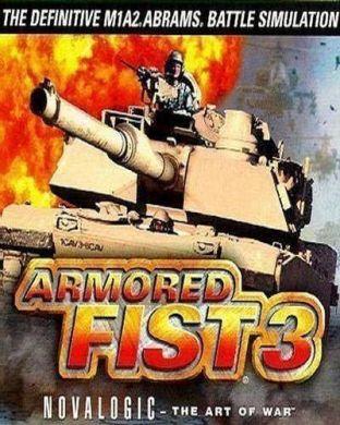 Armored Fist 3 - wersja cyfrowa