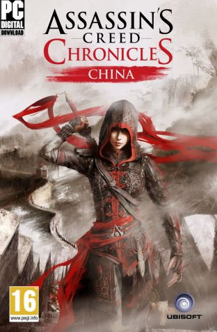 Assassin's Creed Chronicles: China - wersja cyfrowa