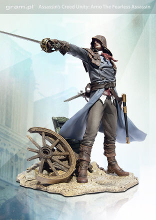 Assassins Creed Unity - figurka Arno