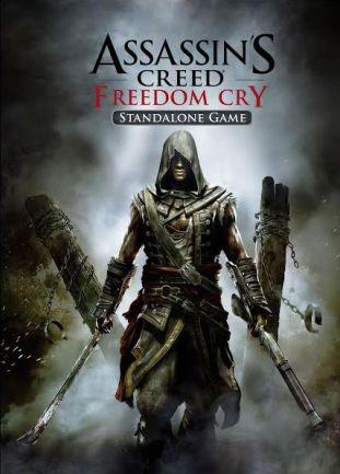 Assassins Creed: Freedom Cry (samodzielna gra) - wersja cyfrowa