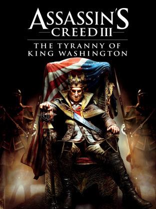 Assassins Creed III - Tyrania Króla Waszyngtona - Zdrada - wersja cyfrowa