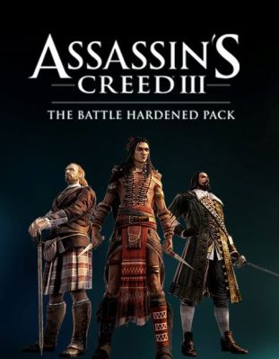 Assassin's Creed III - The Battle Hardened Pack - DLC