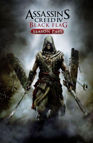 Assassins Creed IV: Black Flag - Season Pass - wersja cyfrowa