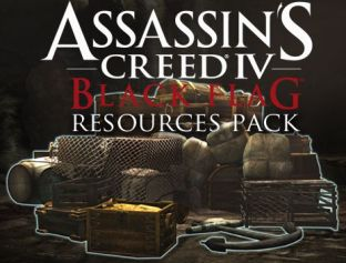 Assassin's Creed IV: Black Flag - Resources Pack - DLC