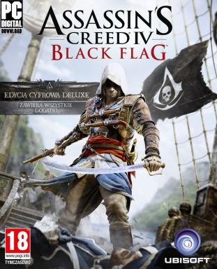 Assassin's Creed IV: Black Flag - Deluxe Edition - wersja cyfrowa