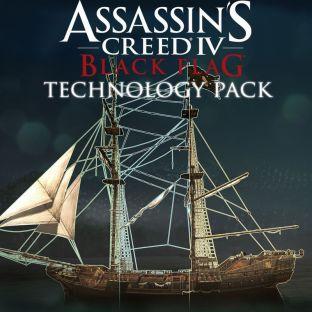 Assassin's Creed IV: Black Flag - Technology Pack - DLC