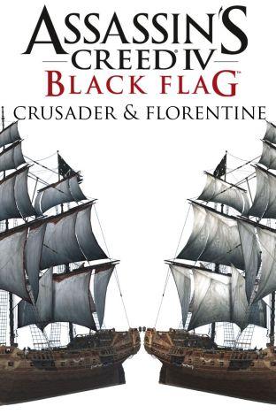 Assassin's Creed IV: Black Flag - Crusader & Fiorentine - DLC
