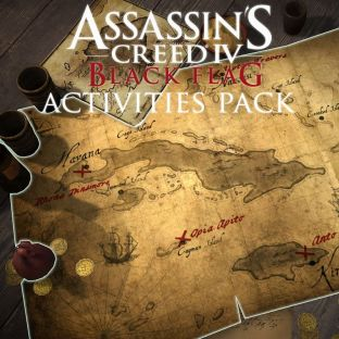 Assassin's Creed IV: Black Flag - Activities Pack - DLC