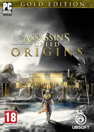 Assassins Creed: Origins - Gold Edition - wersja cyfrowa
