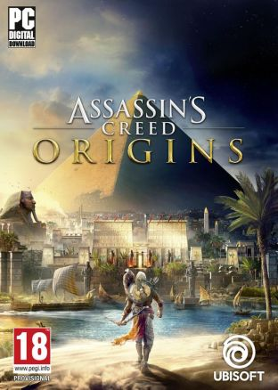Assassins Creed: Origins - wersja cyfrowa
