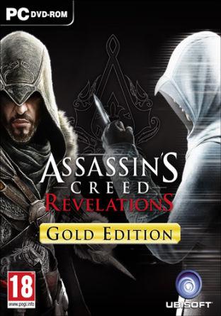ASSASSIN'S CREED REVELATIONS GOLD EDITION - wersja cyfrowa