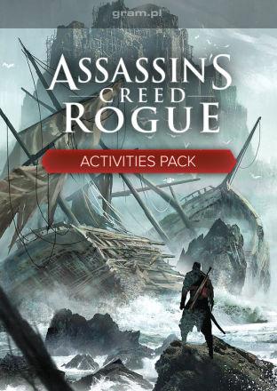 Assassin's Creed Rogue - Oszczędzanie czasu: Pakiet aktywności - DLC