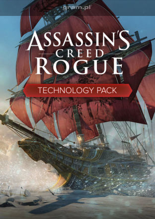 Assassin's Creed Rogue - Oszczędzanie czasu: Pakiet technologiczny - DLC