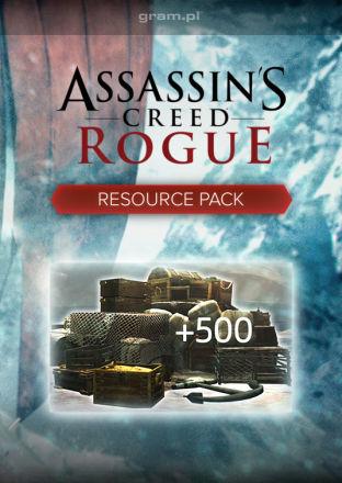 Assassin's Creed Rogue - Oszczędzanie czasu: Pakiet zasobów - DLC
