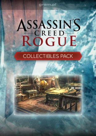 Assassin's Creed Rogue - Oszczędzanie czasu: Pakiet zbieracza - DLC