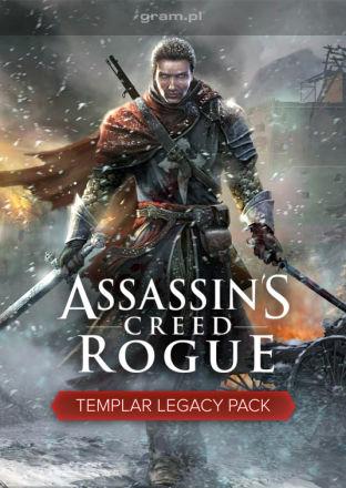 Assassin's Creed Rogue - Pakiet Dziedzictwo Templariuszy - DLC