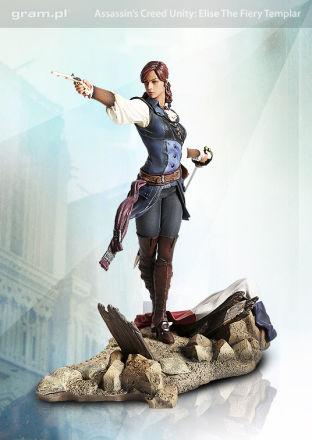 Assassins Creed Unity - figurka Elise