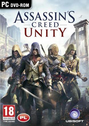 Assassins Creed Unity - wersja cyfrowa