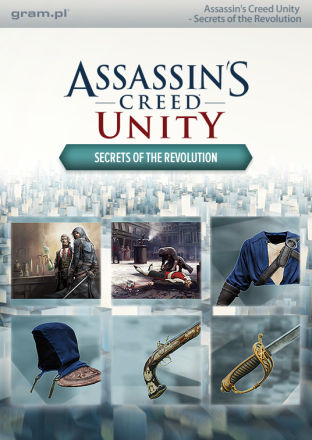 Assassin's Creed Unity: Tajemnice Rewolucji - DLC