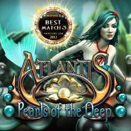 Atlantis: Pearls of the Deep - wersja cyfrowa