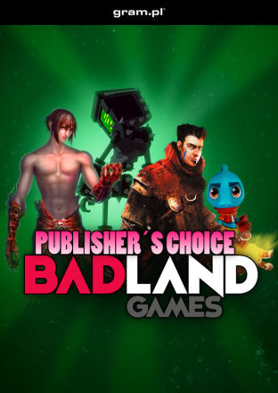 BadLand Games Publishers Choice - wersja cyfrowa