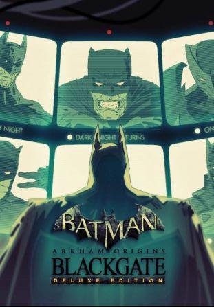 Batman: Arkham Origins Blackgate - Deluxe Edition - wersja cyfrowa