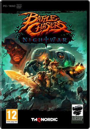 Battle Chasers: Nightwar - wersja cyfrowa