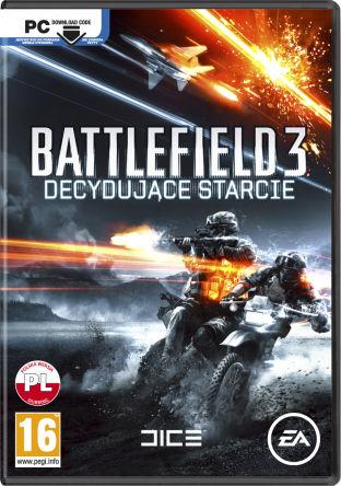 Battlefield 3: Decydujące starcie - wersja cyfrowa