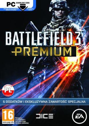 Battlefield 3: Premium (zestaw dodatków) - wersja cyfrowa