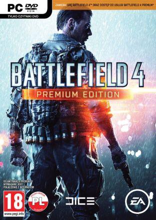 Battlefield 4 - Premium Edition - wersja cyfrowa