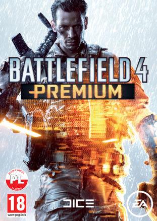 Battlefield 4 - Premium - wersja cyfrowa