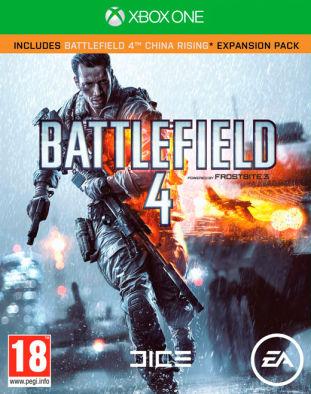 Battlefield 4 + dodatki (Chińska Nawałnica, Pakiet Bojowy)