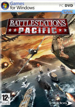 Battlestations: Pacific - wersja cyfrowa